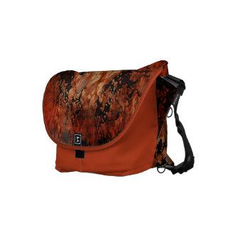 Rusty Grunge Messenger Bag