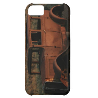 Rusty Historic Antique Auto Rt 66 Cover For iPhone 5C