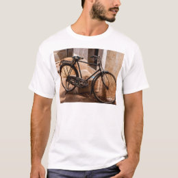 Rusty Indian Bicycle T-Shirt