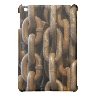 Rusty Industrial Chain iPad Case