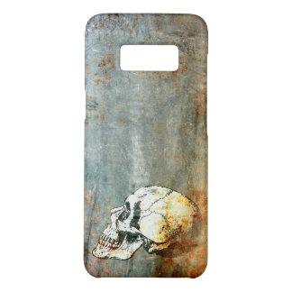 Rusty Industrial with a Skull Galaxie S8 Case