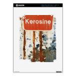 Rusty Kerosine Decals For iPad 3