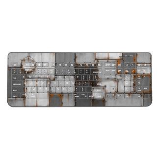 Rusty Keyboard