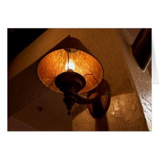 Rusty Lamp Fire Cards