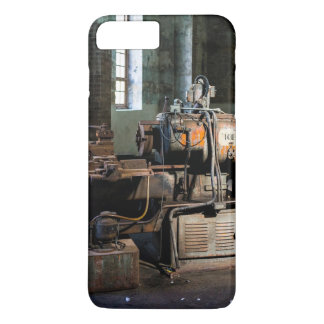 Rusty machinery in an empty factory iPhone 8 plus/7 plus case