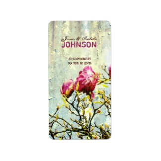 Rusty Magnolia Label