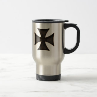 Rusty Maltese Travel Mug