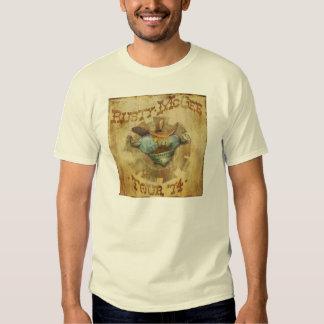 Rusty McGee '74 Tour T Shirt
