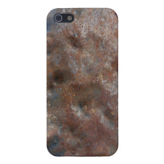 Rusty Metal iPhone SE/5/5s Cover