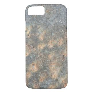 Rusty Metal Look iPhone 7 Case