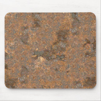 Rusty Metal Texture Mouse Pad