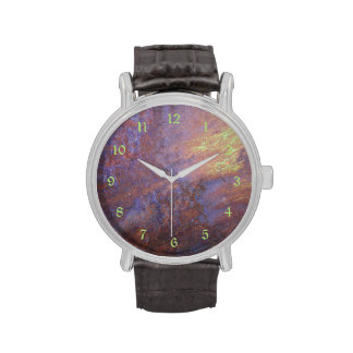 Rusty Metal Tin Roof Watches