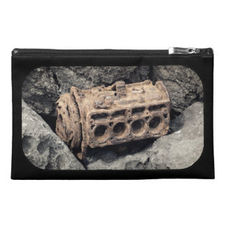 Rusty motor travel accessory bag