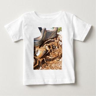 Rusty Motorbike Baby T-Shirt