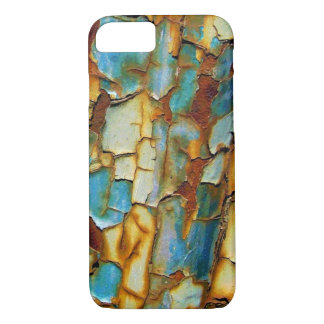 Rusty paint iPhone 7 case