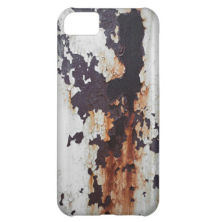 Rusty Peeling Paint Cover For iPhone 5C