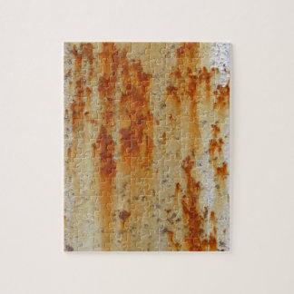Rusty Prison Wall Jigsaw Puzzles