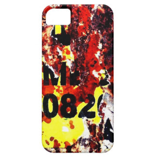 Rusty & Ripped iPhone 5 Cases