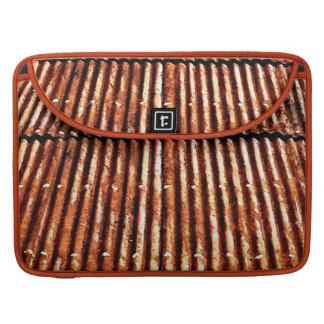 Rusty Roof Sleeve For MacBook Pro
