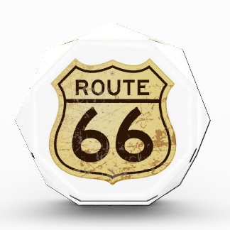 Rusty Route 66 Award