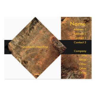 Rusty Sheet Business Card
