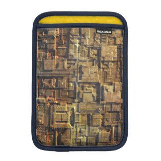 Rusty Starship Hull iPad Mini Sleeves