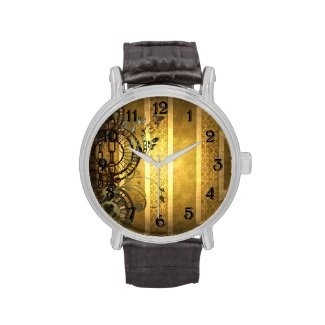 Rusty Steampunk Wrist Watches