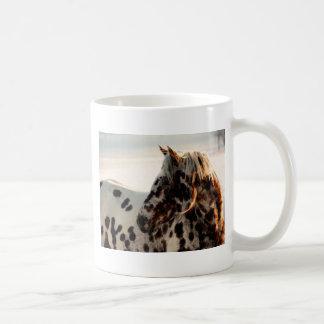 Rusty the Appaloosa Coffee Mug