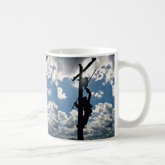 Rusty the Lineman Coffee Mug