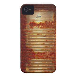 Rusty Tin Food Can Case-Mate iPhone 4 Case