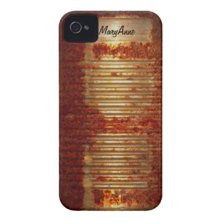 Rusty Tin Food Can iPhone 4 Case-Mate Case