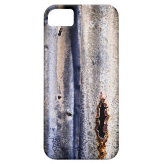 Rusty Tin Siding Graphic iPhone SE/5/5s Case
