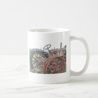 Rusty Tractor Coffee Mug