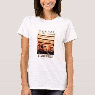 Rusty train boxcar T-Shirt