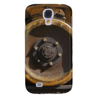 Rusty Train Wheel Samsung S4 Case