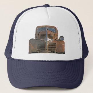 Rusty Truck Trucker Hat