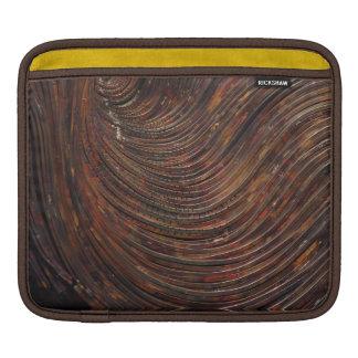 Rusty Waves iPad Sleeve