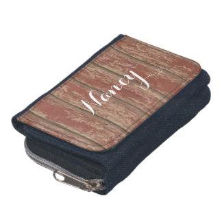 Rusty Weathered Board Wallet