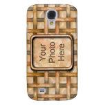 Rusty Weave Samsung Galaxy S4 Case