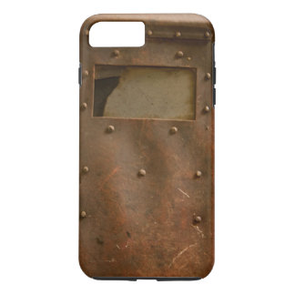 Rusty welding helmet iPhone 8 plus/7 plus case