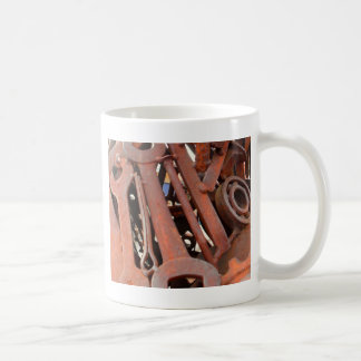 Rusty Wrenches Coffee Mug