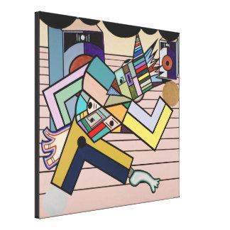 """Ru'style Presence"" by Ruchell Alexander Canvas Print"