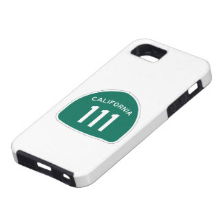 Ruta 111 del estado de California Funda Para iPhone 5 Tough