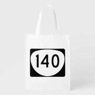 Ruta 140 de Oregon Bolsas Para La Compra