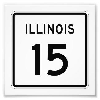 Ruta 15 de Illinois Cojinete