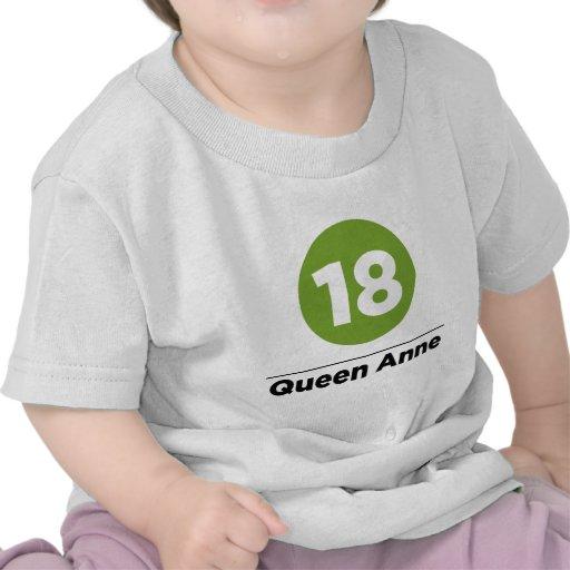 Ruta 18 camiseta