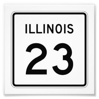 Ruta 23 de Illinois Cojinete