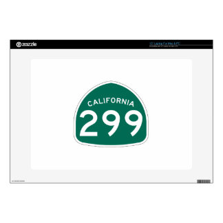 Ruta 299 del estado de California Portátil 38,1cm Skin