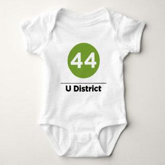 Ruta 44 body para bebé