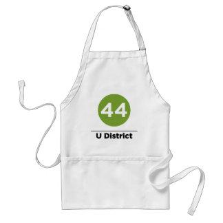 Ruta 44 delantal